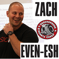Ep. 75 Mike Dolce Talks Training With Strength Coach Zach Even-Esh