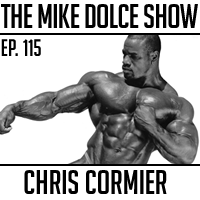 Ep. 115 Chris Cormier