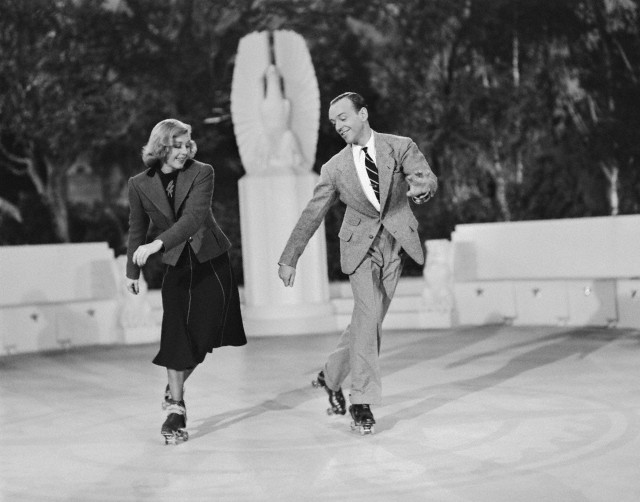 Rogers and Astaire in Shall We Dance